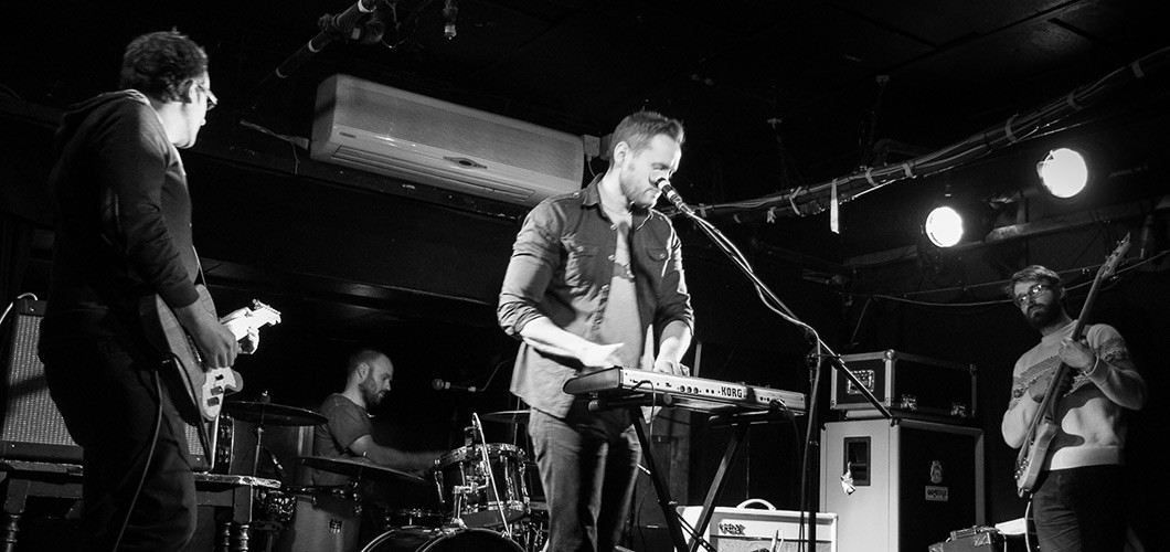 Coves & Caves live @ The Roadhouse, Manchester, 10.12.14